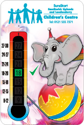 Bedroom & Nursery Thermometer